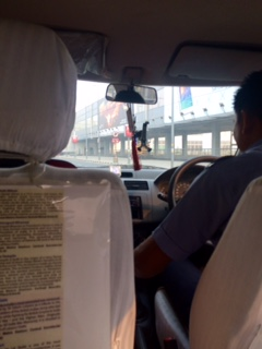 Delhi driver