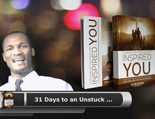 31 Days to an Unstuck and Inspired You