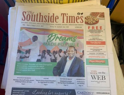 Dreams Made Possible – Inspiring Newspaper Article on Our Ministry
